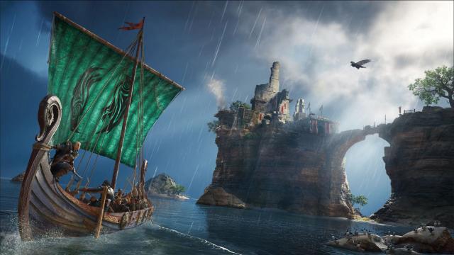Assassin's Creed Valhalla Sold 1.7 Million Digital Units in November