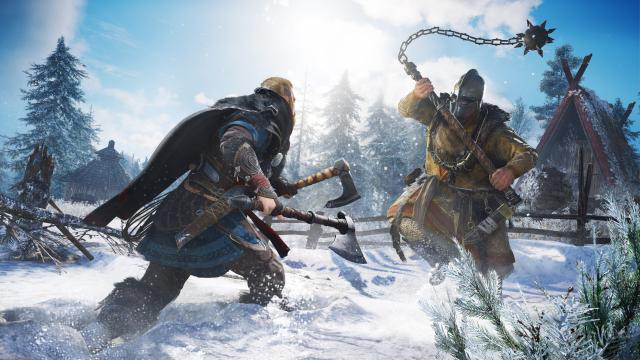 Assassin's Creed Valhalla is the Biggest Assassin's Creed Launch in History