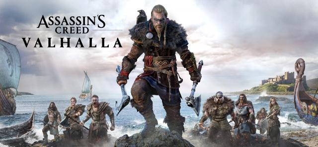 Assassin's Cred Valhalla Sales