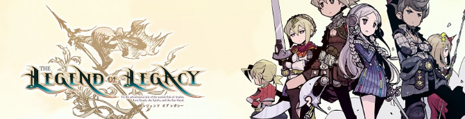 Atlus Likely Localizing The Legend of Legacy