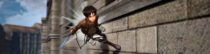 Attack on Titan 2 Details Playable Characters