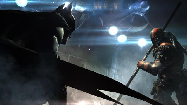 Batman: Arkham Origins  3
