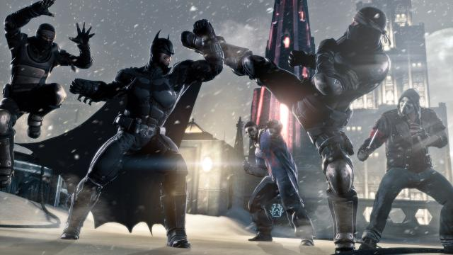 Batman: Arkham Origins  4