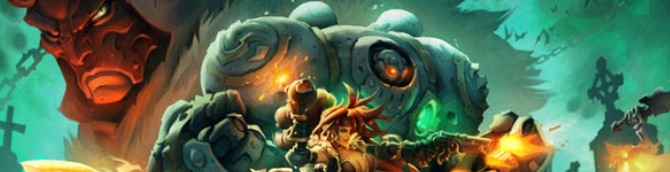 Battle Chasers: Nightwar Lands on Switch May 15