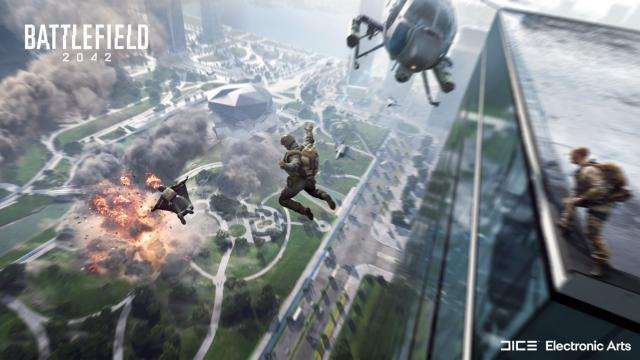 Battlefield 2042 Cross-Play and Cross-Progression Confirmed
