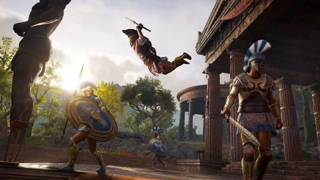 Best Action-adventure 2018 Assassin's Creed Odyssey