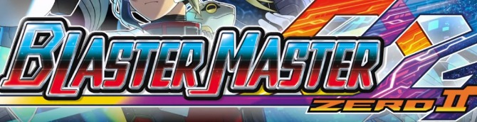 Blaster Master Zero II Out Now for Switch
