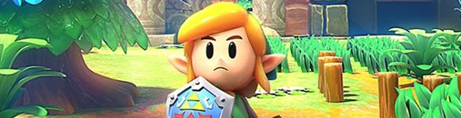 The Legend of Zelda: Link's Awakening Debuts at the Top of the UK Charts
