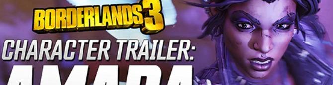 Borderlands 3 Trailer Introduces Amara the Siren - VGChartz
