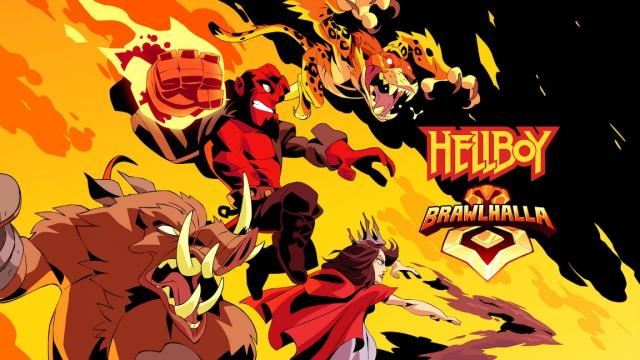Brawlhalla to Add Hellboy Characters in April - VGChartz