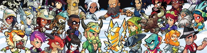 Brawlhalla Launches October 17