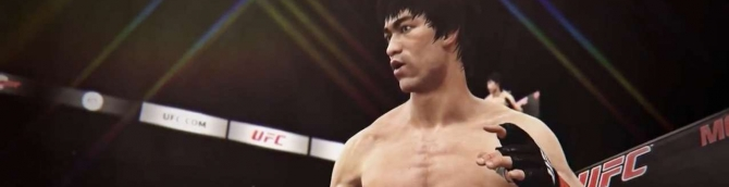 Bruce Lee Enters the Octagon in EA Sports UFC