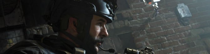 Call Of Duty: Modern Warfare Debuts at the Swiss Charts