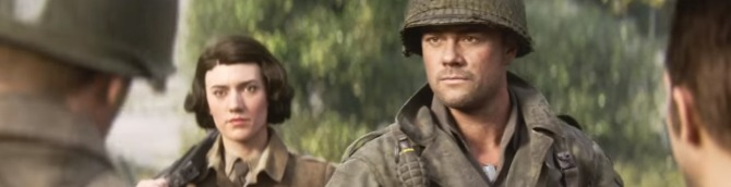 Call of Duty: WWII Gets 2 More Meet the Squad Trailers