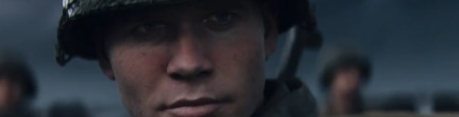 Call of Duty: WWII Gets Meet the Squad Trailers