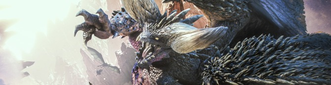 Capcom Updates Its Best-Sellers Lists - Monster Hunter: World at 12.4 Million