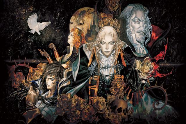 Merek Dagang Konami Castlevania dan Metal Gear Rising di Jepang