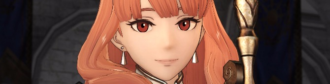 Celica From Shadows of Valentia Will be a Playable Character in Fire Emblem Warriors
