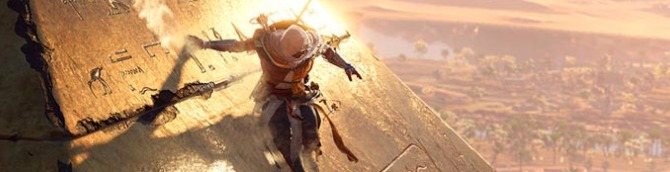Check Out 18 Minutes of Assassin's Creed Origins Gameplay ...
