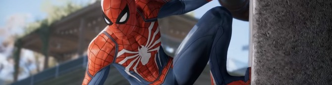 Check out the Inside Look to Spider-Man for PS4