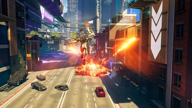Crackdown 3 action