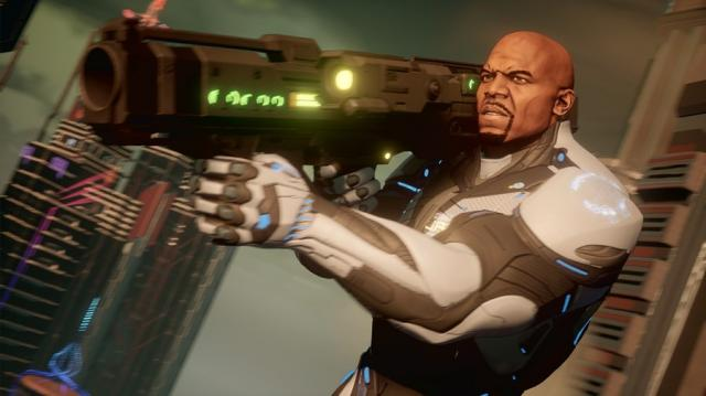 Crackdown 3 Jaxon