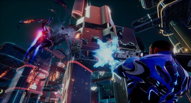 Crackdown 3 destruction