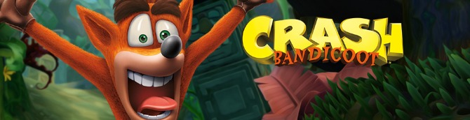 Crash Bandicoot N. Sane Trilogy Coming to the Switch, Xbox One, PC on July 10