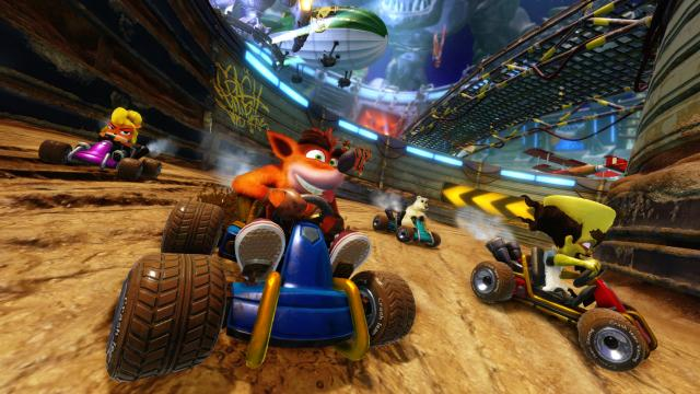 New PlayStation Releases Next Week - Crash Team Racing: Nitro-Fueled