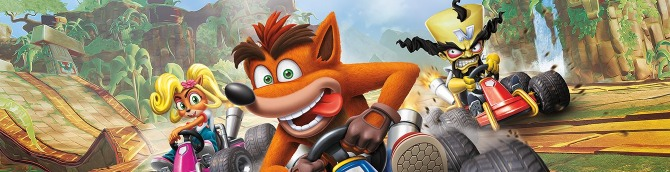 Crash Team Racing Nitro-Fueled Races to the Top of the Australian Charts