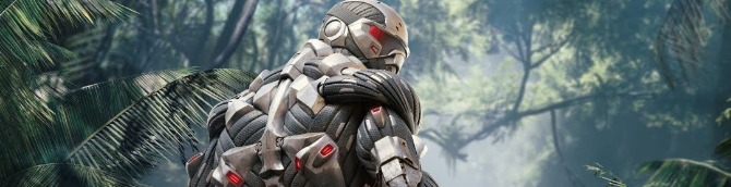 Crysis Remastered Gets 8K Tech Trailer