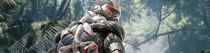 Crysis Remastered Headed to Switch, PS4, Xbox One, and PC, Teaser Trailer  Released