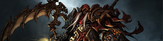Crytek has no Interest in Continuing Darksiders Franchise