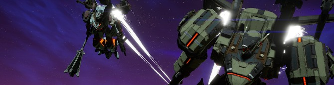 Daemon X Machina Update 1.1.1 Out Now, Adds Versus Mode