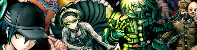Danganronpa Trilogy Headed to PS4