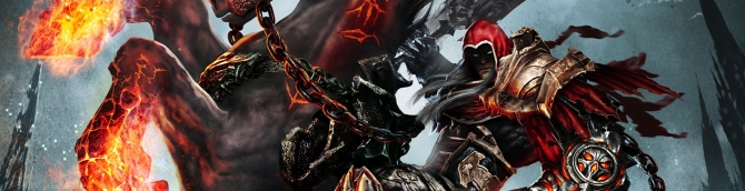 Darksiders Coming to PlayStation Plus For Free Tomorrow