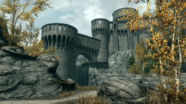 Welcome to Castle Dawnguard