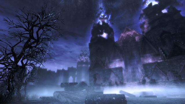 The Haunting Soul Cairn