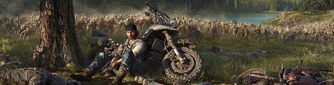 Days Gone Shoots Its Way to the Top of the Japanese Charts