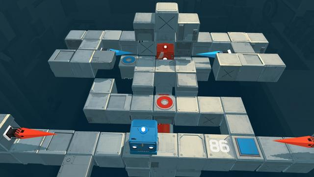 Death Squared two player