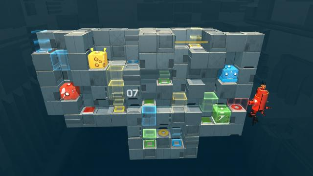 Death Squared four player