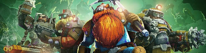 Deep Rock Galactic Sells Over 2 Million Units