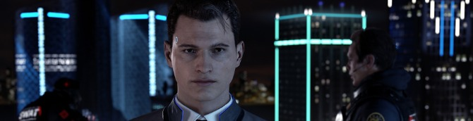 Detroit: Become Human Gets Launch Trailer