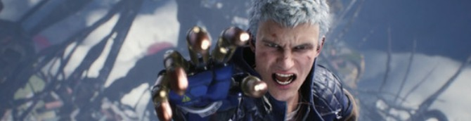 Devil May Cry 5 Debuted at the Top of the Italian Charts