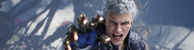 Devil May Cry 5 Debuts at the Top of the Japanese Charts