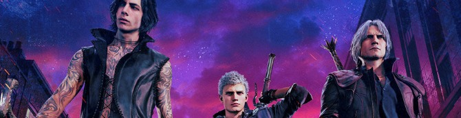 Devil May Cry 5 Gets $8,000 Edition in Japan
