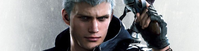 Devil May Cry 5 Gets Extended HYDE Collaboration Trailer