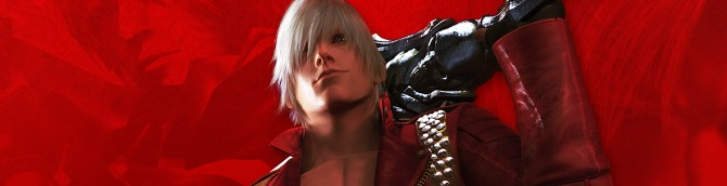 Devil May Cry HD Collection Coming to PS4, Xbox One, PC on March 13