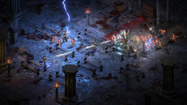 Diablo II: Resurrected Developer Says People Should 'Do What They Feel is Right' When it Comes to the Game