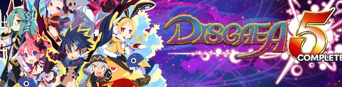 Disgaea 5 Complete Sales Top 100,000 Units Worldwide